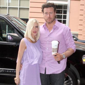 Tori Spelling's Husband Gets Romantic Tattoo