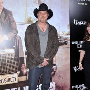 Trace Adkins Worries Debt Crisis Will Overshadow Album
