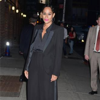 Tracee Ellis Ross steals Diana Ross' clothes