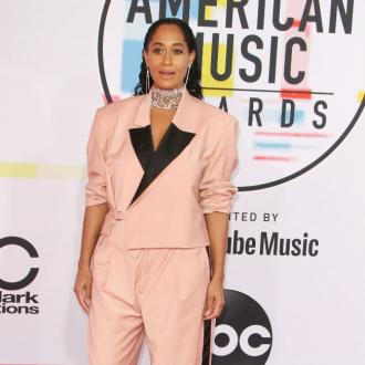 Tracee Ellis Ross fought against doing 'lady chores' on Black-ish