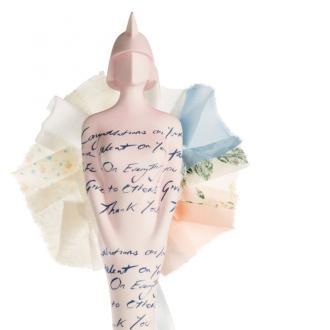 Tracey Emin unveils BRIT Award
