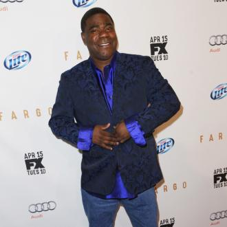 Tracy Morgan's 'purpose' is to spread love