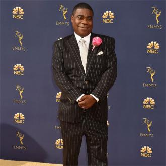 Tracy Morgan worried about pet sharks