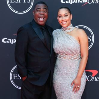 Tracy Morgan splits from Megan Wollover