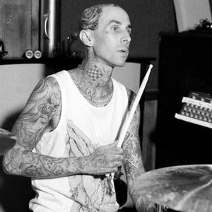 Travis Barker Plays Like He's Going To Die