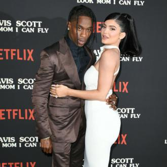 Travis Scott denies cheating on Kylie Jenner