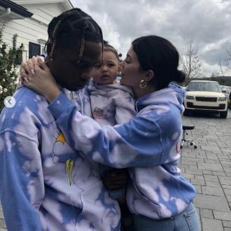 Kylie Jenner's baby loves sushi