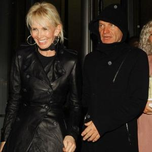 Trudie Styler And Sting Have 'Bad Times'