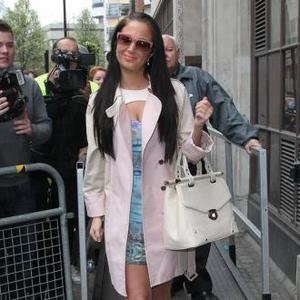 Tulisa Parties With Max George