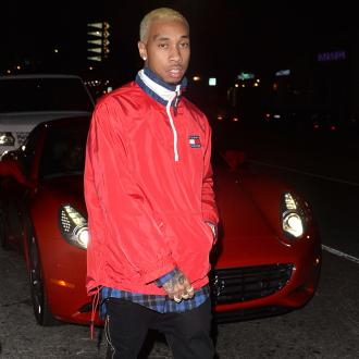 Tyga wanted by police