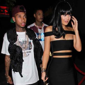 Kylie Jenner Owns Framed Copy Of Tyga's Mugshot