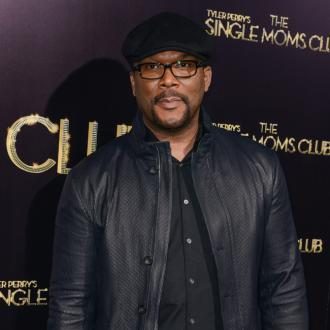 Tyler Perry donates van to charity helping homeless