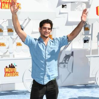 Tyler Posey wants to join Blink-182