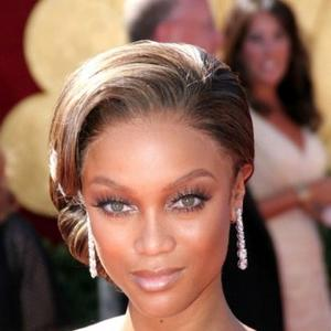 Tyra Banks' Modelling Return