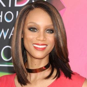 Tyra Banks Drops Baby Hint