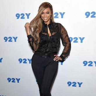 Tyra Banks teaches her son about body confidence