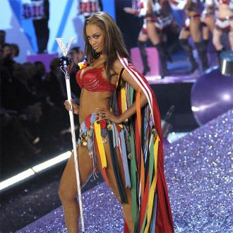 Tyra Banks earned her Victoria's Secret job