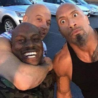 Tyrese Gibson to quit Fast and Furious 9 if Dwayne Johnson is cast