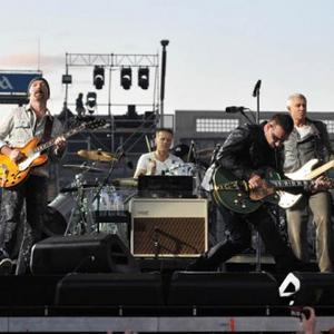 U2 Confirmed As Glastonbury Headliners