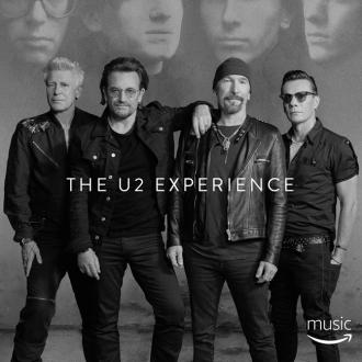 U2 announce one-off live Amazon Music experience