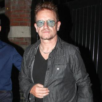 Bono Has Glaucoma