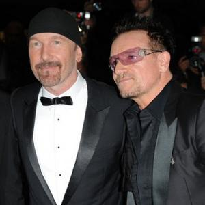 U2 Win At Gq Men Of The Year Awards