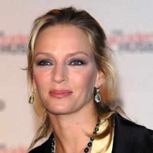 Uma Thurman And Jude Law For Cannes Jury