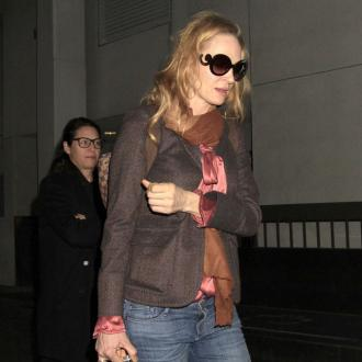 Uma Thurman accused of blocking ex's access to daughter