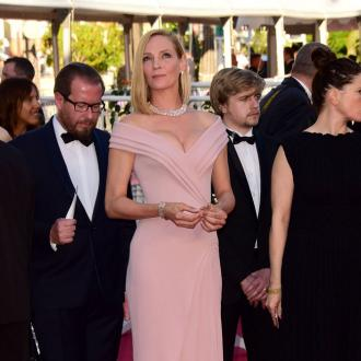 Uma Thurman happy to scream for Lars von Trier