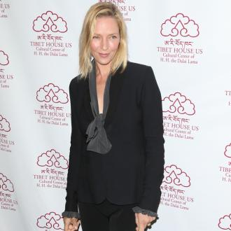 Uma Thurman Takes Swipe At Harvey Weinstein