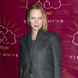 Uma Thurman Explains Baby Names
