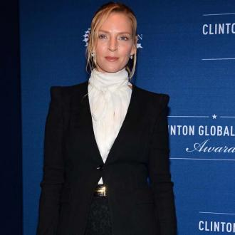 Uma Thurman Is Very Proud Of Her Kids