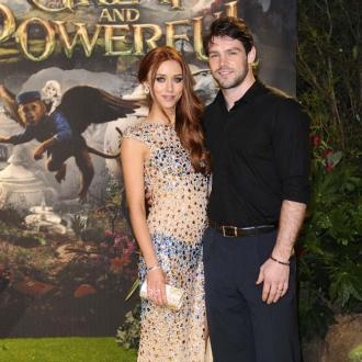 Una Healy ready for festive rest