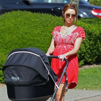 Una Foden Joined By The Saturdays For Baby Shower
