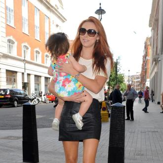 Una Healy Loves Putting Aoife Belle To Bed