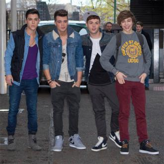 Union J sign up for V Festival 2014