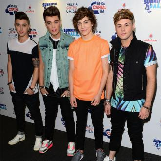 Union J going on festive break