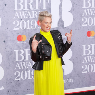 Pink named UK's most-played female artist of the 21st Century
