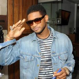 Usher Cries In Custody Hearing