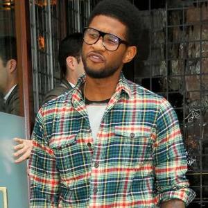 Usher Likes Female 'Benefits' Of Fame
