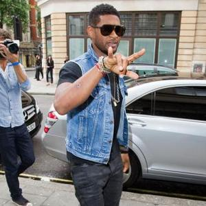 Usher Slammed By Former Wife