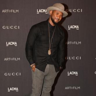 Usher to be a dad again