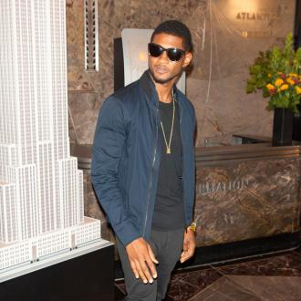 Usher Enjoys Star-studded Bash