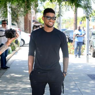 Usher Resisting Album Pressure