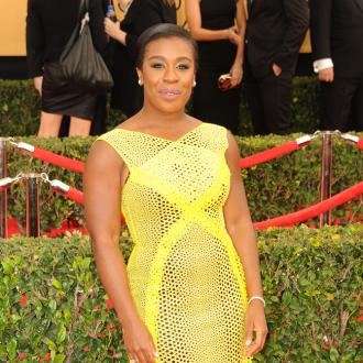 Uzo Aduba can't switch off from role