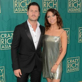 Val Chmerkovskiy And Jenna Johnson Tie The Knot