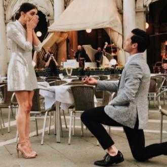 Val Chmerkovskiy gushes over new fiancée