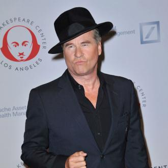 Val Kilmer 'couldn't wait to kiss' Angelina Jolie