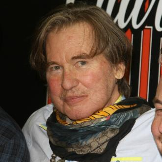 Val Kilmer learned new ways to communicate after throat surgery