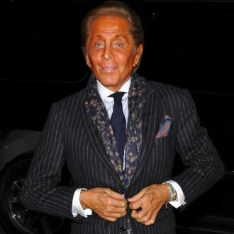 Valentino Honoured For Contribution To Fashion
